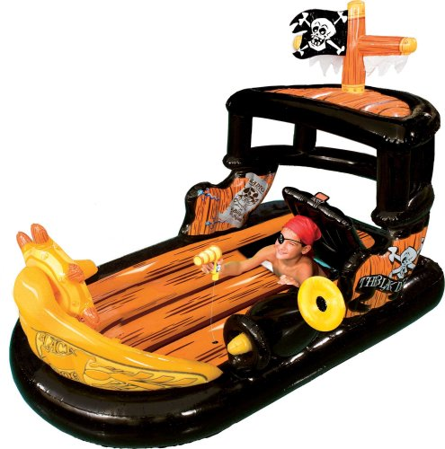 inflatable pirate boats
